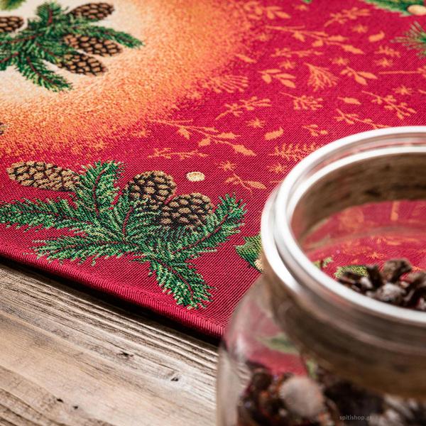 Χριστουγεννιάτικη Τραβέρσα (45x140) Gofis Home 603