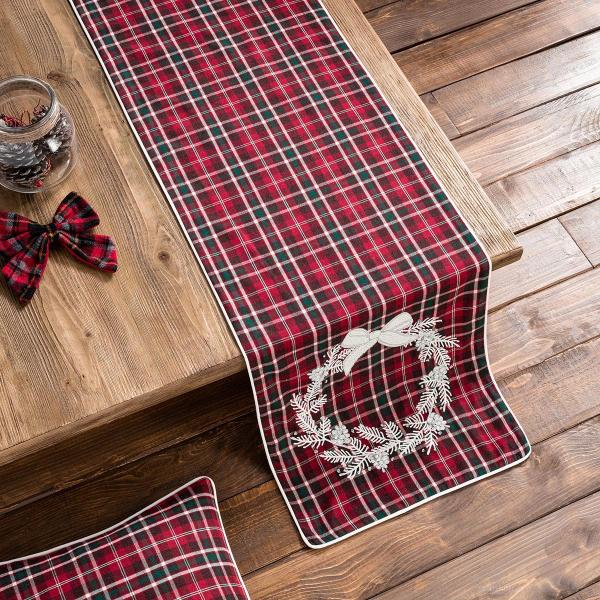 Χριστουγεννιάτικη Τραβέρσα (40x160) Gofis Home 210
