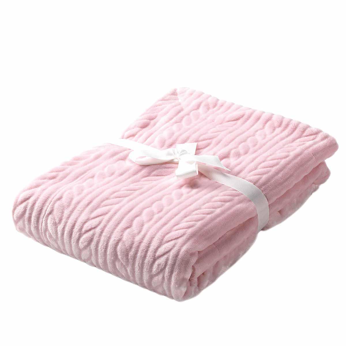 Κουβέρτα Βελουτέ Αγκαλιάς Morven Mimos G84