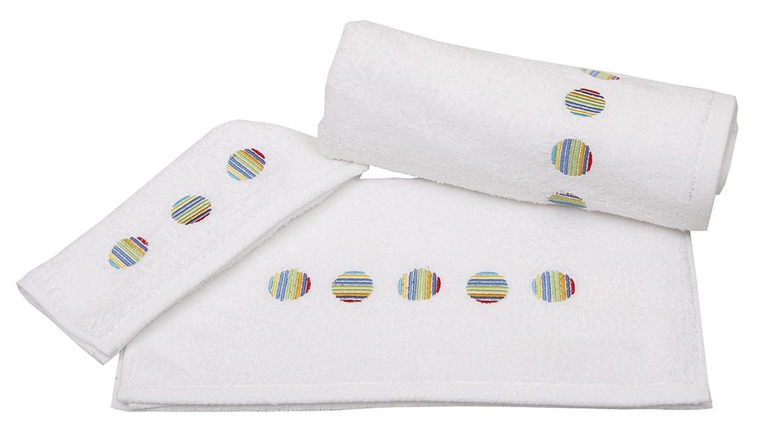 Πετσέτες Μπάνιου (Σετ 3τμχ) Viopros Σχ14