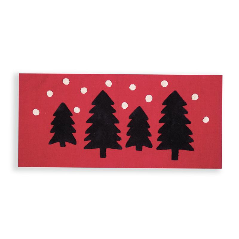 Χριστουγεννιάτικο Πατάκι (65x130) Nef-Nef Christmas Forest