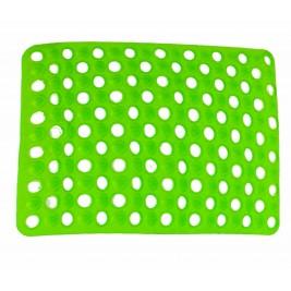 Αντιολισθητικό Πατάκι Μπανιέρας Viopros Orbit Green