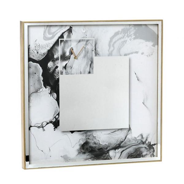 Ρολόι Τοίχου/Καθρέπτης Espiel FEC217
