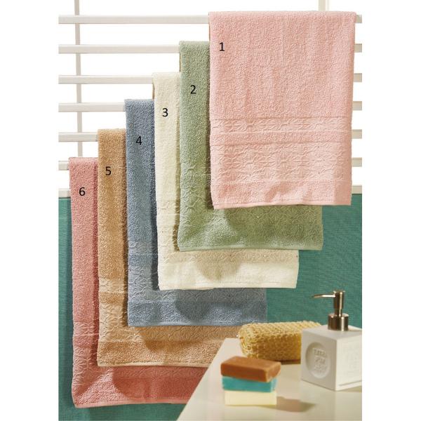 Πετσέτες Μπάνιου (Σετ 3τμχ) Whitegg P008