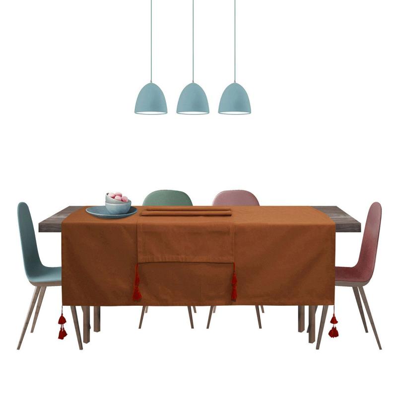 Τραπεζομάντηλο (140x140) Das Home Kitchen 0537