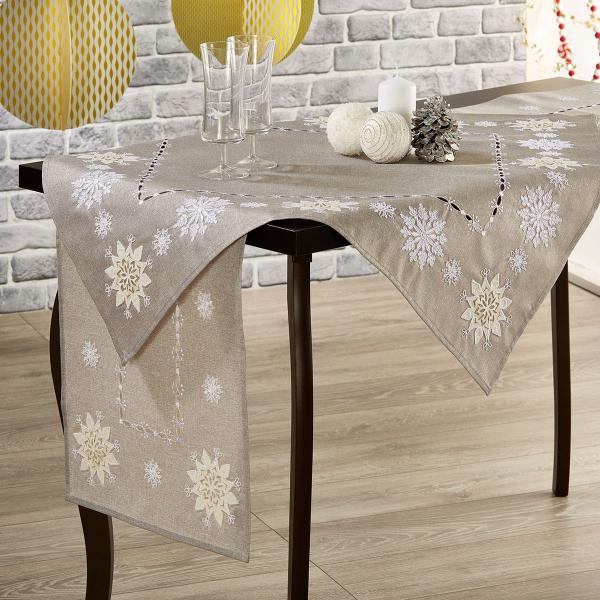 Χριστουγεννιάτικο Καρέ Whitegg FQCM190678-1