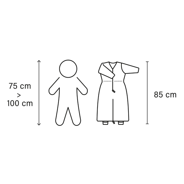 Υπνόσακος 3 Tog (9-24 Μηνών) Bemini Magic Bag Svenn