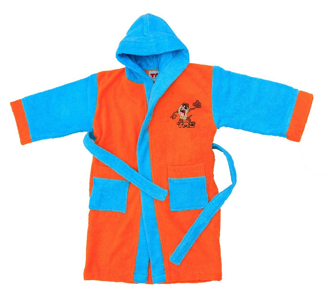 Παιδικό Μπουρνούζι Viopros Taz Collection 8-10 8-10