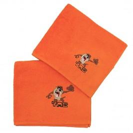 Παιδικές Πετσέτες (Σετ 2τμχ) Viopros PR. Taz Collection