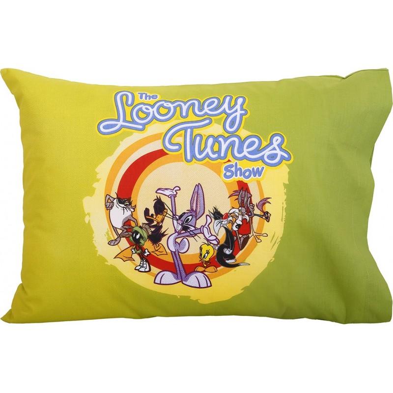 Ζεύγος Παιδικές Μαξιλαροθήκες Viopros Looney Tunes 10