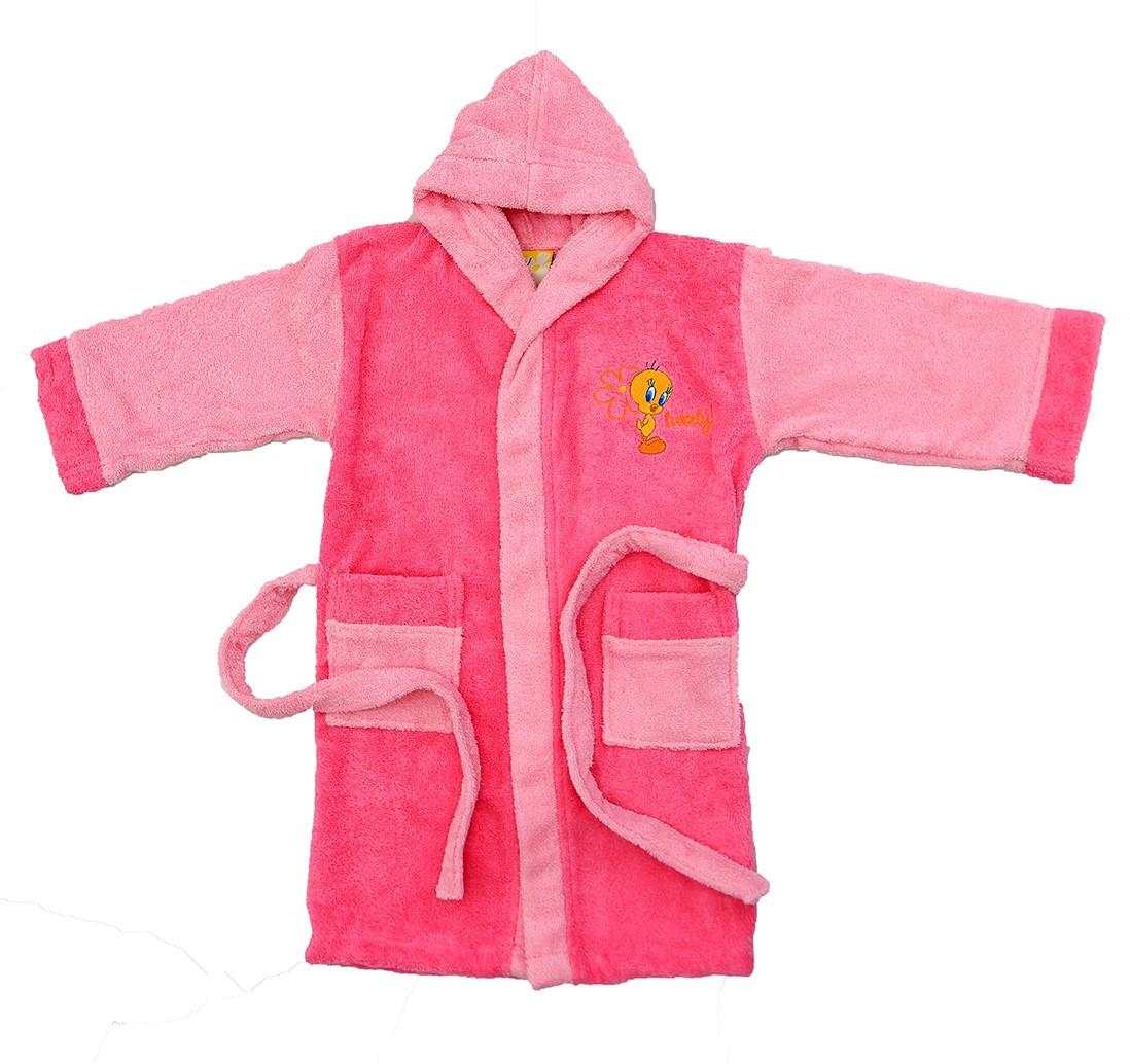 Παιδικό Μπουρνούζι Viopros Tweety Collection 11-14 11-14
