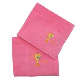Παιδική Πετσέτα Προσώπου (50x80) Viopros Tweety Collection