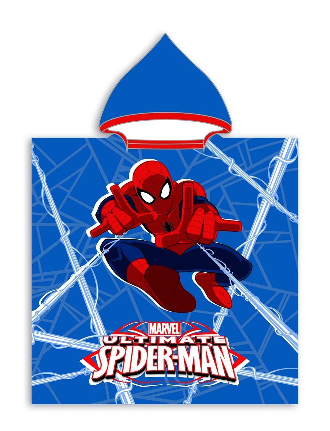 Παιδικό Πόντσο Viopros Spiderman 30 37694