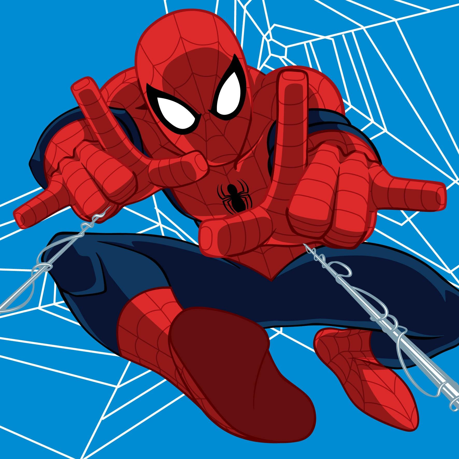Παιδικό Πετσετάκι Viopros Spiderman 2