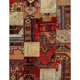 Χαλί (67x180) Viopros Σιράζ