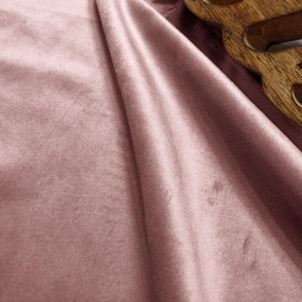 Κουρτίνα Blackout Βελούδινη (140x270) Με Τρέσα Elite Velour Pink
