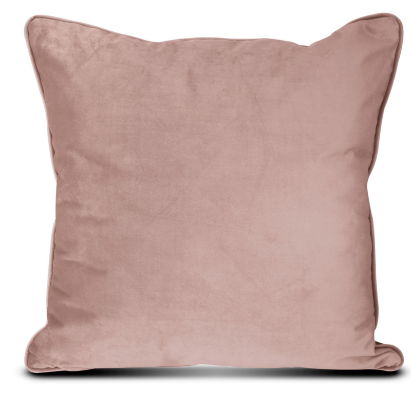 Διακοσμητικό Μαξιλάρι Βελούδινο (45x45) Elite Velour Pink