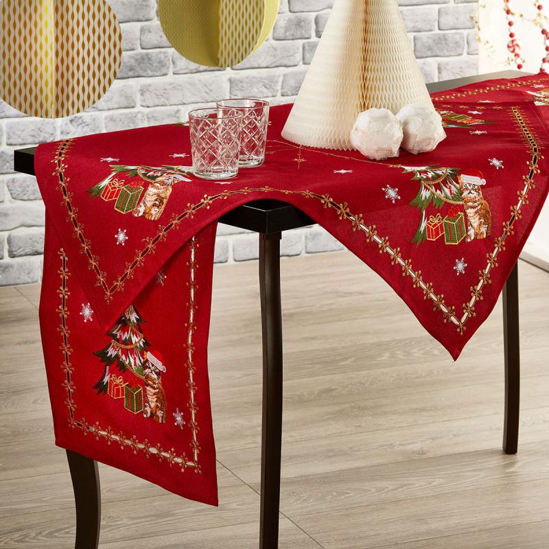 Χριστουγεννιάτικο Καρέ Whitegg FQ44635