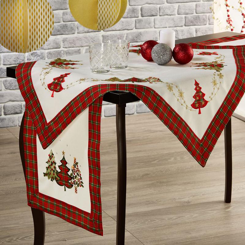 Χριστουγεννιάτικο Καρέ Whitegg FQCM190657