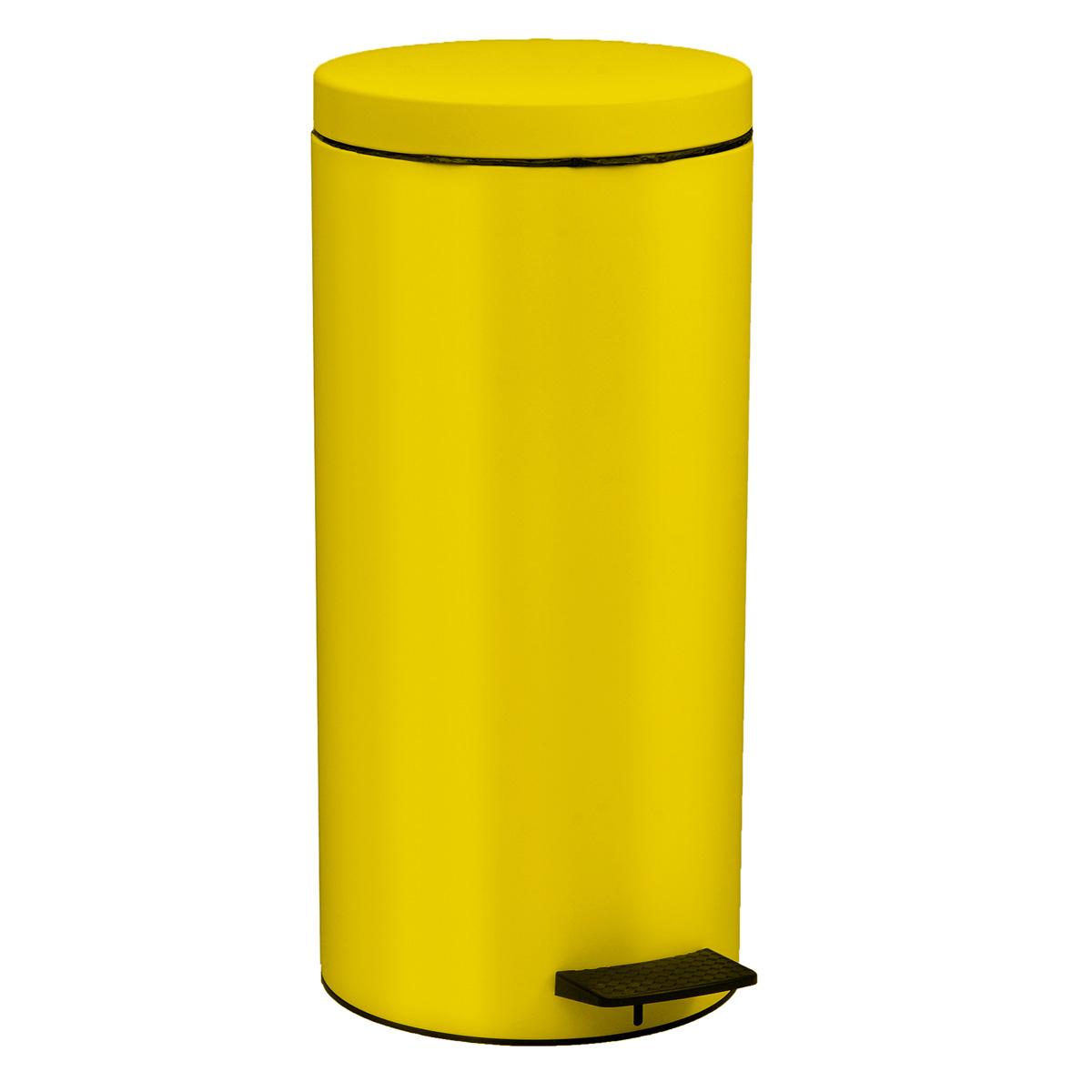 Κάδος Απορριμμάτων (25×53) PamCo 25Lit 2553 Yellow