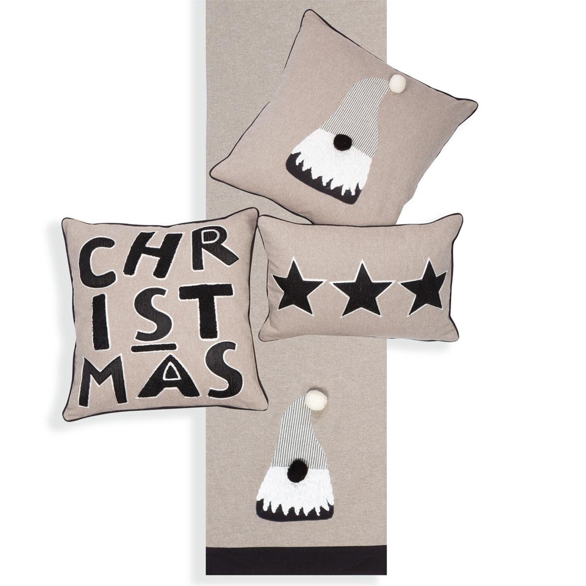 Χριστουγεννιάτικη Τραβέρσα Nef-Nef Santa