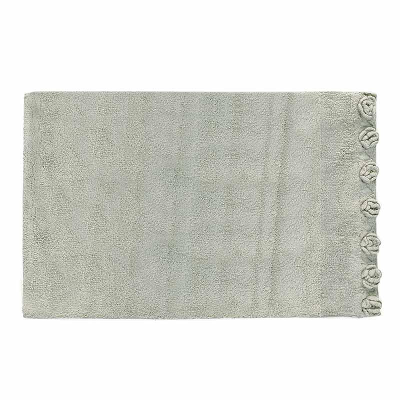 Πατάκι Μπάνιου (50×80) Palamaiki Crochet Forest Green