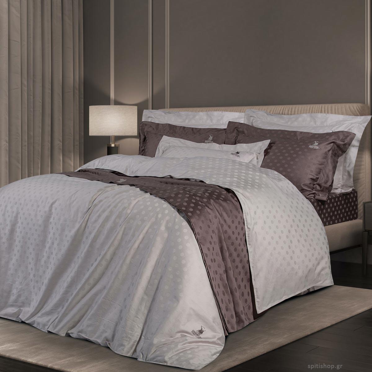 Σεντόνια Υπέρδιπλα (Σετ) Polo Club Bedroom 2095
