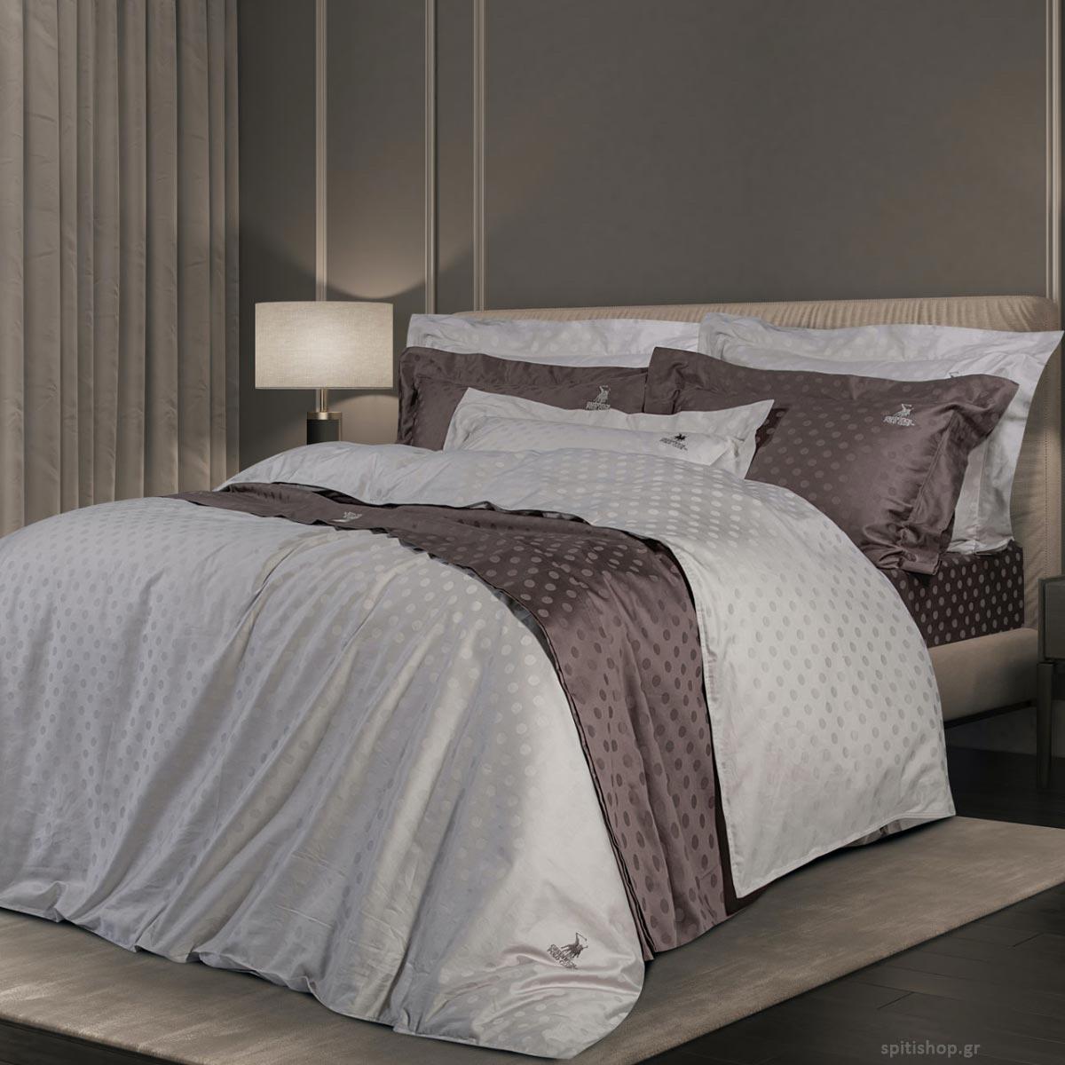 Παπλωματοθήκη Υπέρδιπλη (Σετ) Polo Club Bedroom 2095