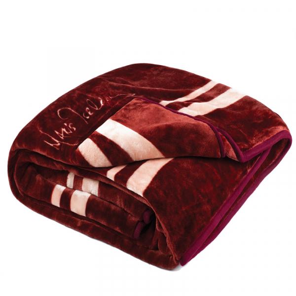 Κουβέρτα Βελουτέ Μονή Makis Tselios Royal Wine