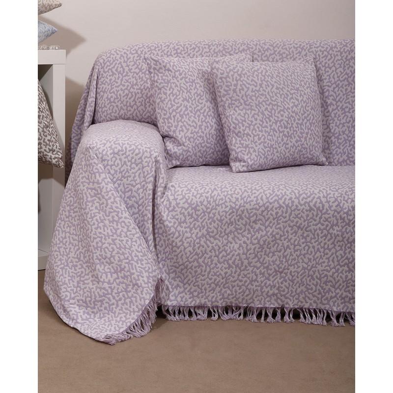 Ριχτάρι Διθέσιου (180x240) Anna Riska Des 1501 Lavender