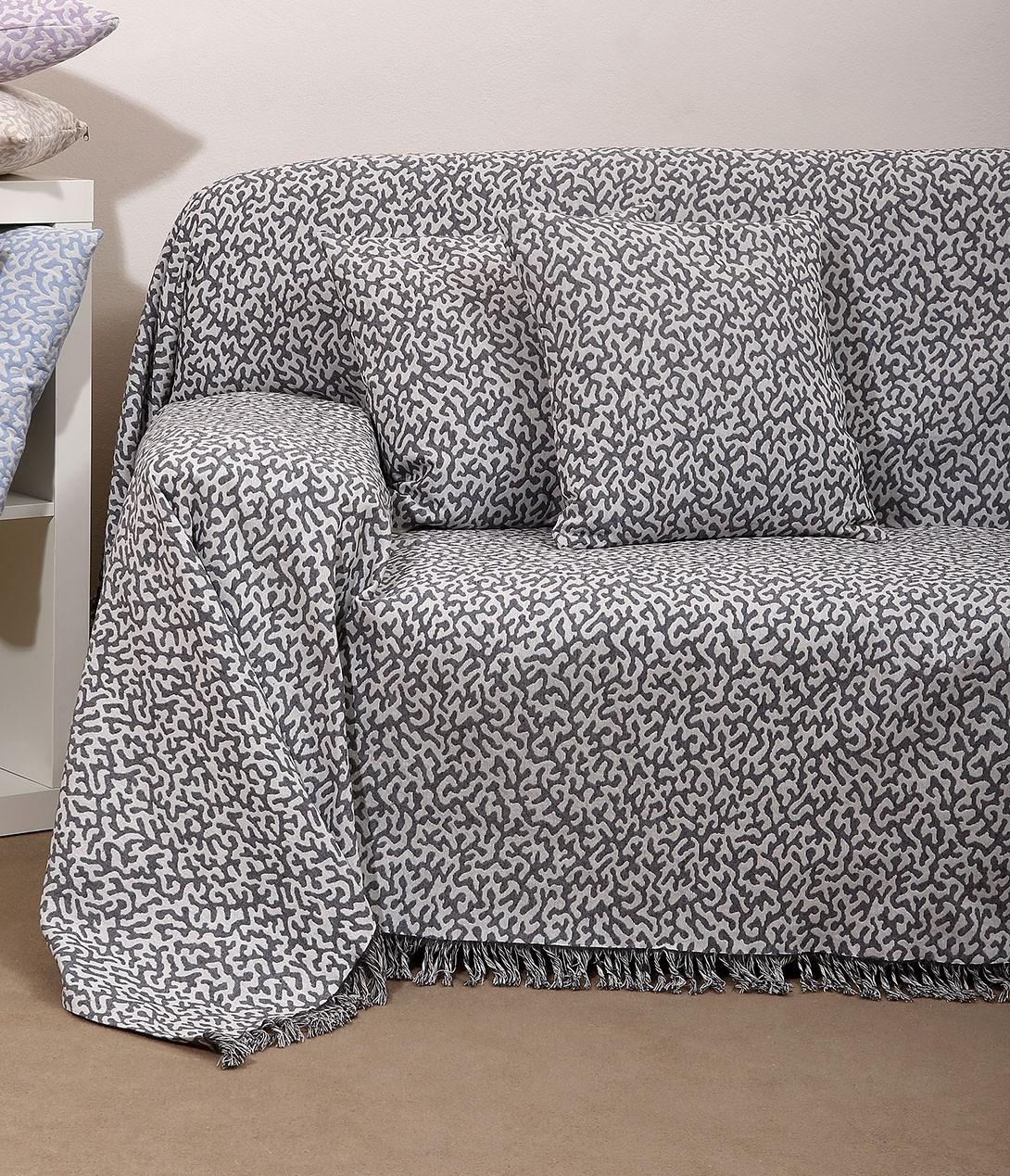 Ριχτάρι Διθέσιου (180x240) Anna Riska Des 1501 Grey