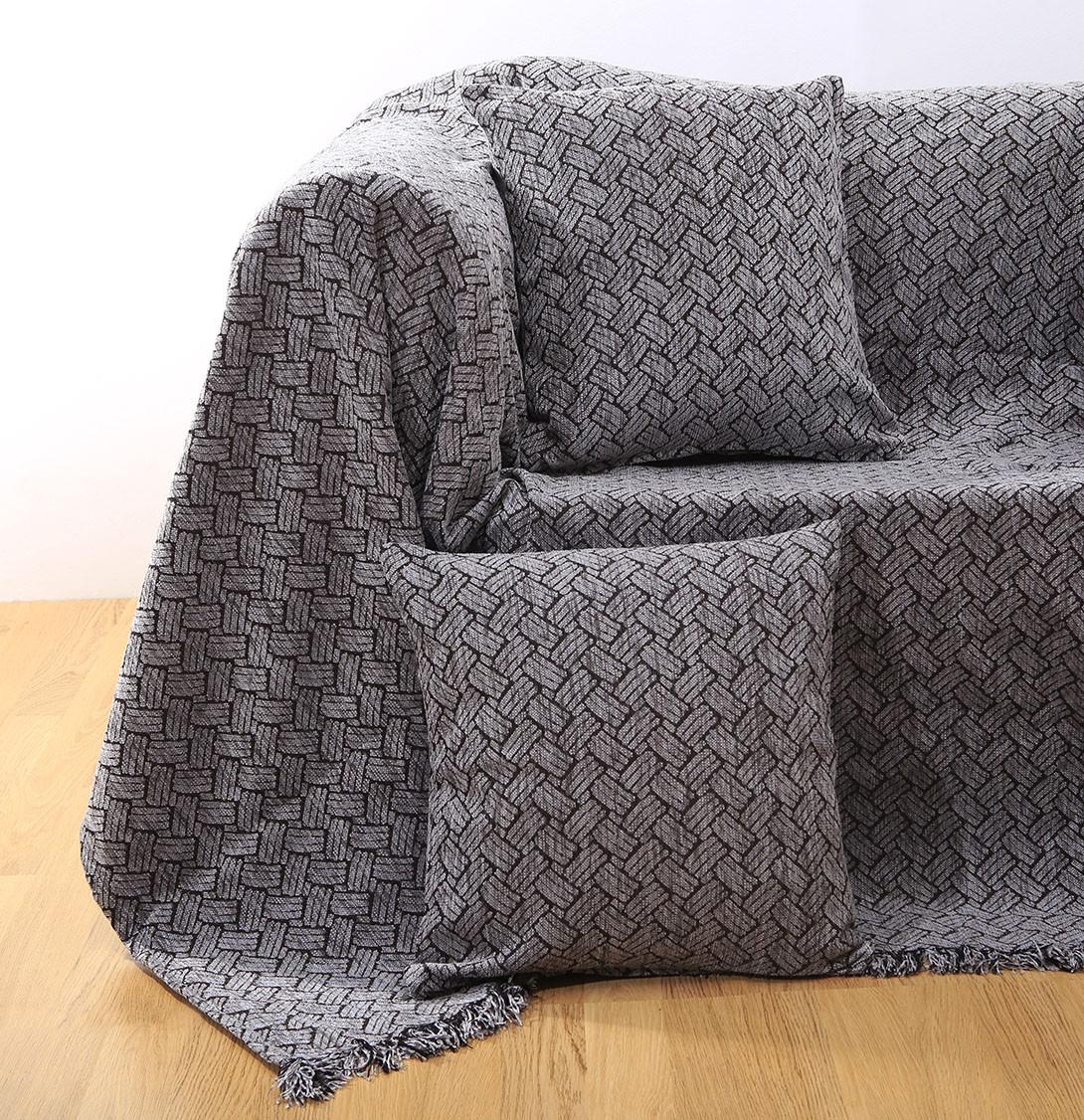 Ριχτάρι Διθέσιου (180x240) Anna Riska Des 1422 Grey