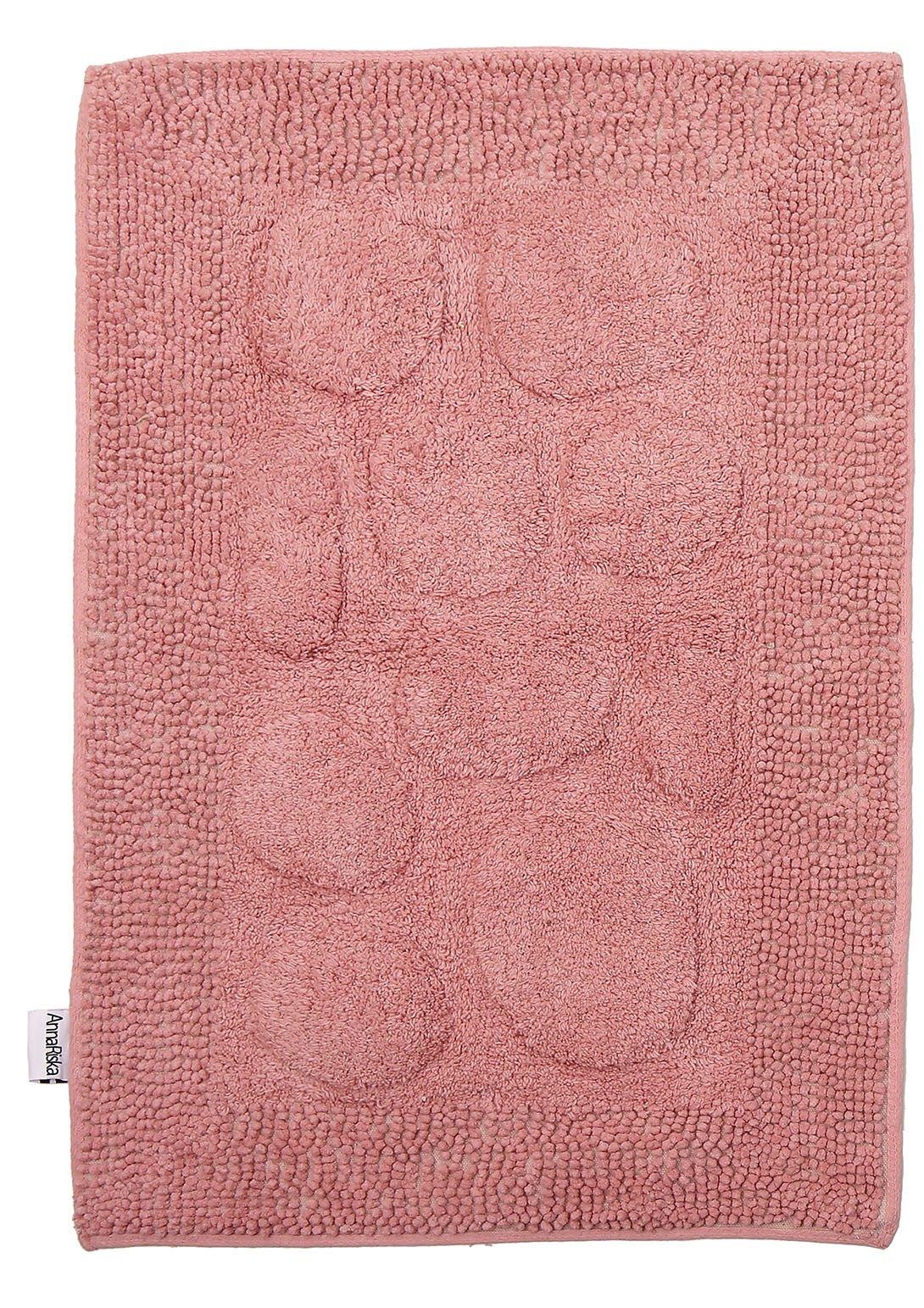 Πατάκι Μπάνιου (50×80) Anna Riska Rock Blush Pink