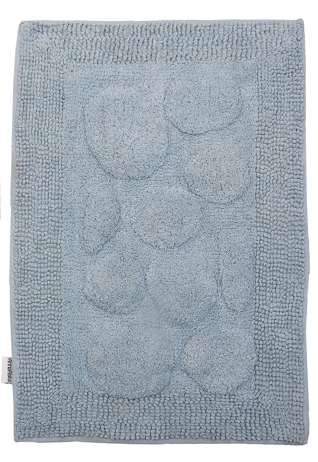 Πατάκι Μπάνιου (50x80) Anna Riska Rock Sky Blue