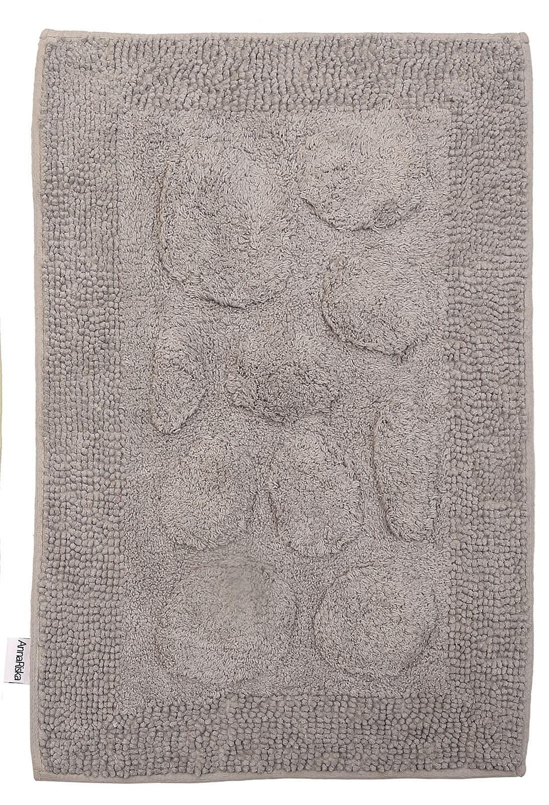 Πατάκι Μπάνιου (50x80) Anna Riska Rock Grey