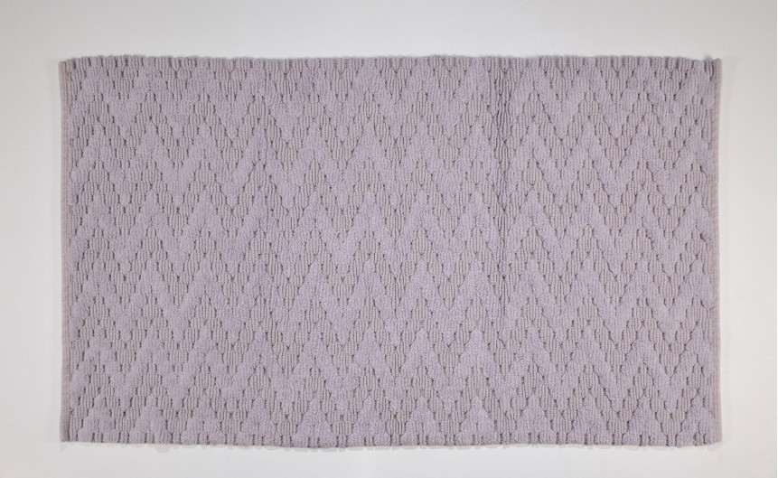 Χαλί Διαδρόμου (70×150) Down Town Chevron Lilac 39144