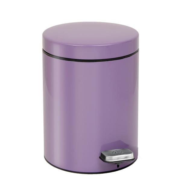 Κάδος Απορριμμάτων (20x28) PamCo 5Lit 099 Lilac