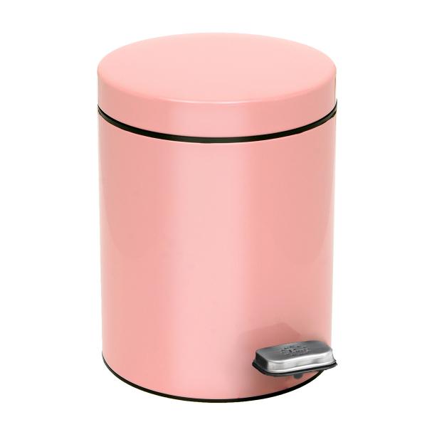 Κάδος Απορριμμάτων (20x28) PamCo 5Lit 099 Light Pink
