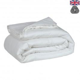 Πάπλωμα Μάλλινο Υπέρδιπλο Down Town English Wool