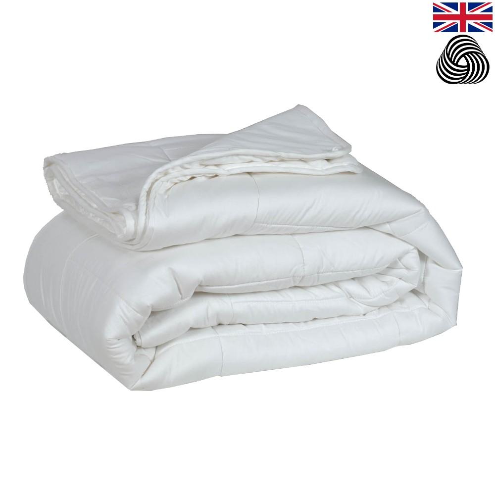 Πάπλωμα Μάλλινο King Size Down Town English Wool
