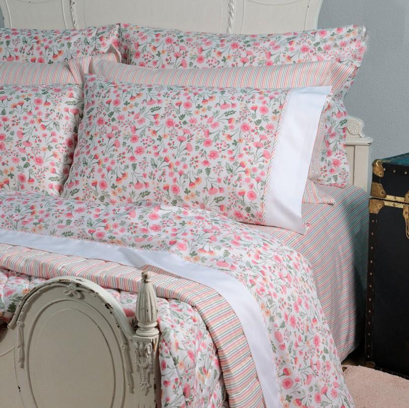 Ζεύγος Μαξιλαροθήκες Oxford Down Town Primo Charlotte S 603 home   κρεβατοκάμαρα   μαξιλάρια   μαξιλαροθήκες