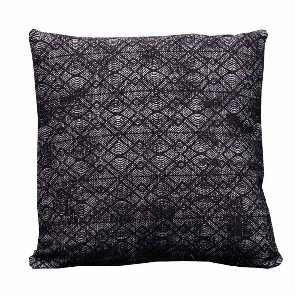 Διακοσμητικό Μαξιλάρι (42x42) Viopros 2203 Μαύρο