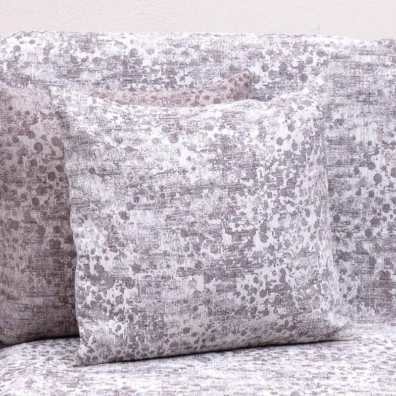 Διακοσμητική Μαξιλαροθήκη (42x42) Viopros 2204 Ζαχαρί