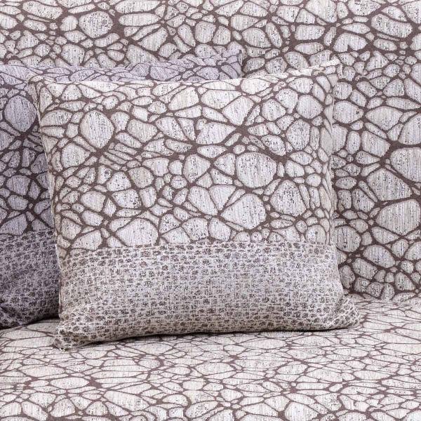 Διακοσμητική Μαξιλαροθήκη (42x42) Viopros 2205 Άμμος