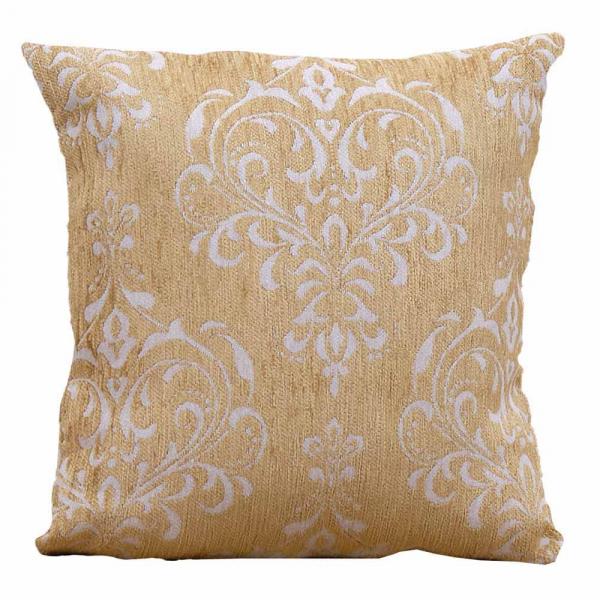 Διακοσμητικό Μαξιλάρι (55x55) Anna Riska 1437 Gold