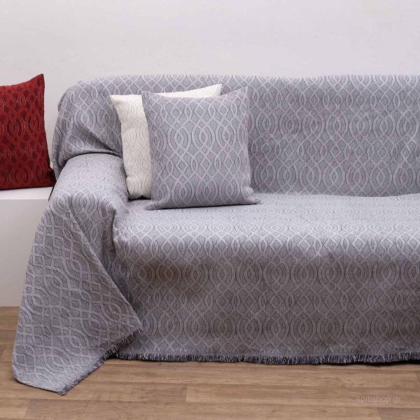Ριχτάρι Διθέσιου (180x240) Anna Riska 1439 Grey