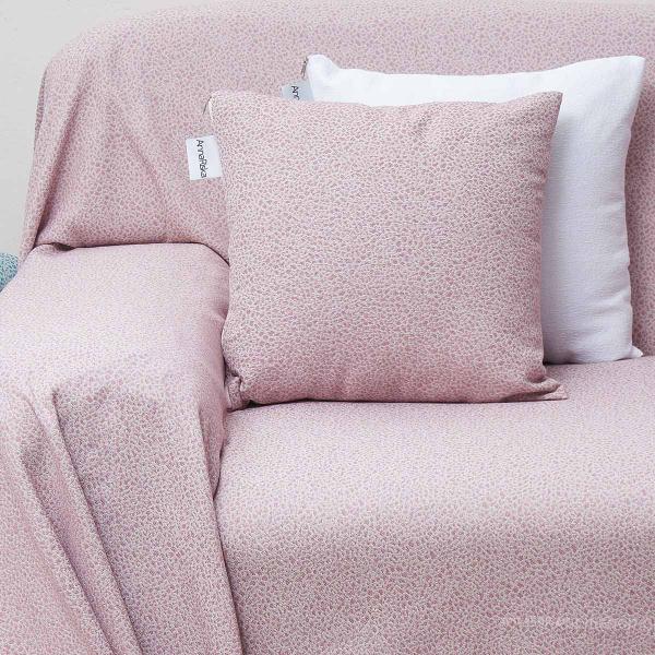 Διακοσμητικό Μαξιλάρι (42x42) Anna Riska Des 1554 Blush Pink