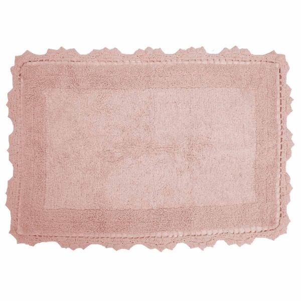 Πατάκι Μπάνιου (50x80) Anna Riska Lace Blush Pink