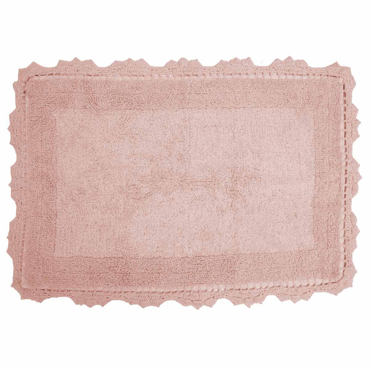 Πατάκι Μπάνιου (50×80) Anna Riska Lace Blush Pink