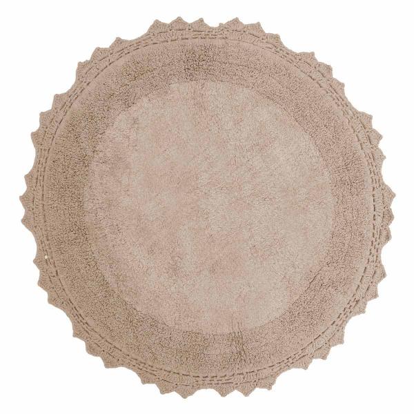 Πατάκι Μπάνιου (Φ60) Anna Riska Lace Linen